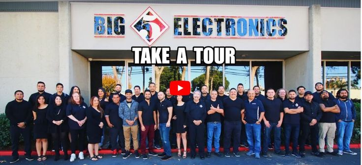 Big 5 Electronics Inc. is the nation's premier 12-Volt Wholesale Car Audio Distributor.Big 5 Electronics has expanded and solidified its position as a top car audio distributor. We stand strong in our commitment to elevate the standard of customer service in the wholesale car audio industry.