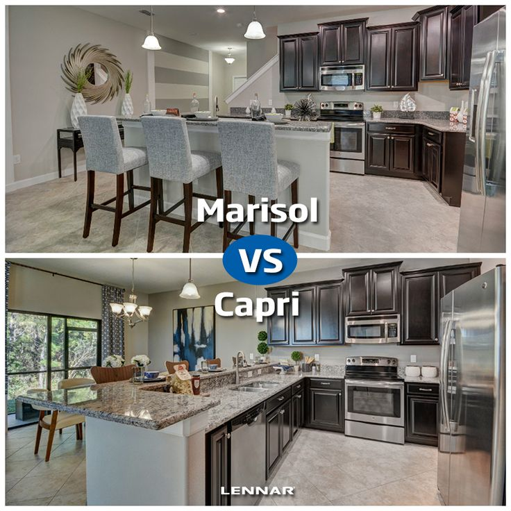 When it comes to COOKING  which kitchen do you think is better LOOKING  New  HomesYou  95 best Kitchens images on Pinterest   Real estate marketing  Real  . New Home Kitchen Pictures. Home Design Ideas