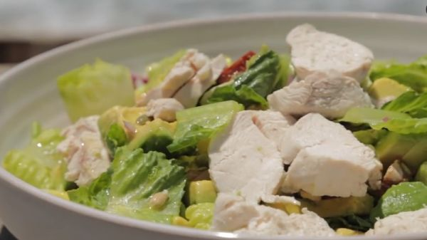 How to make Chopped Chicken Salad