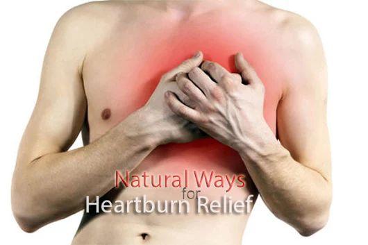 5 Remedies For Severe Heartburn Relief | Heartburn Remedies