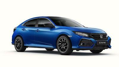 Honda Civic 5D | Informacje ogólne | Samochody marki Honda
