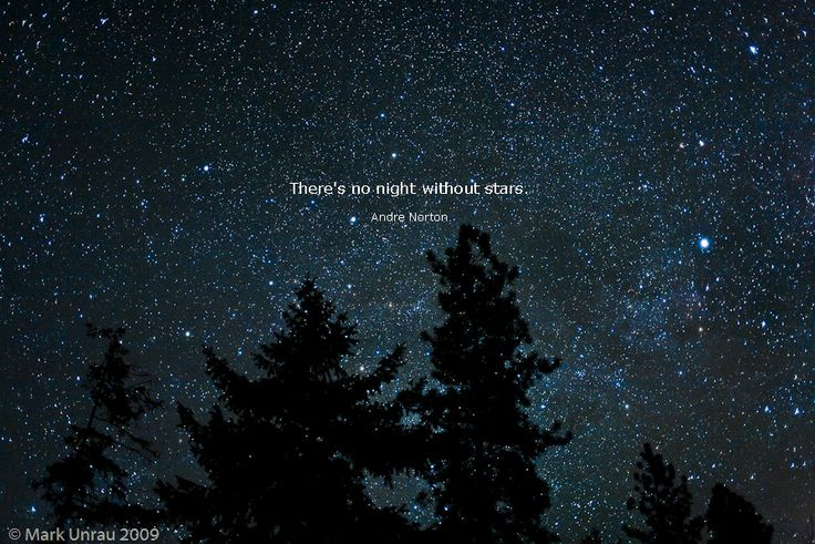 Love Quotes Night Sky