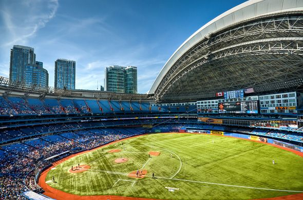 Rogers Centre - Toronto, Ontario