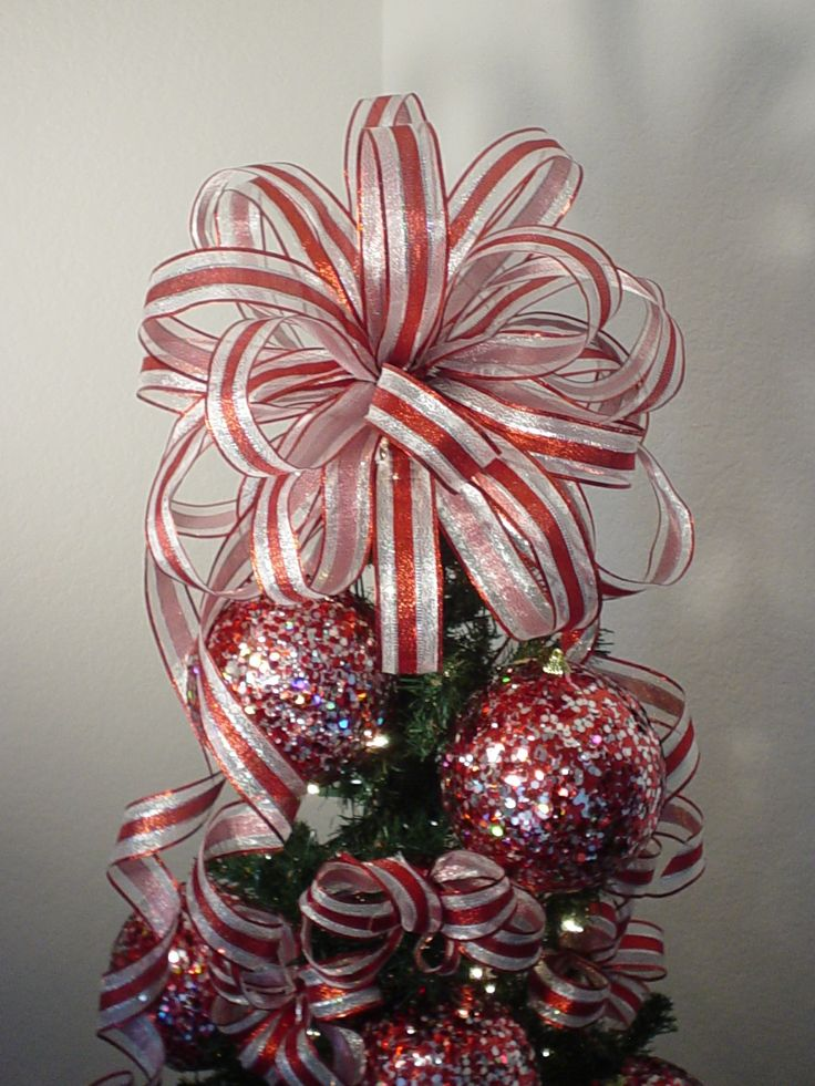 Outdoor Christmas Tree Topper