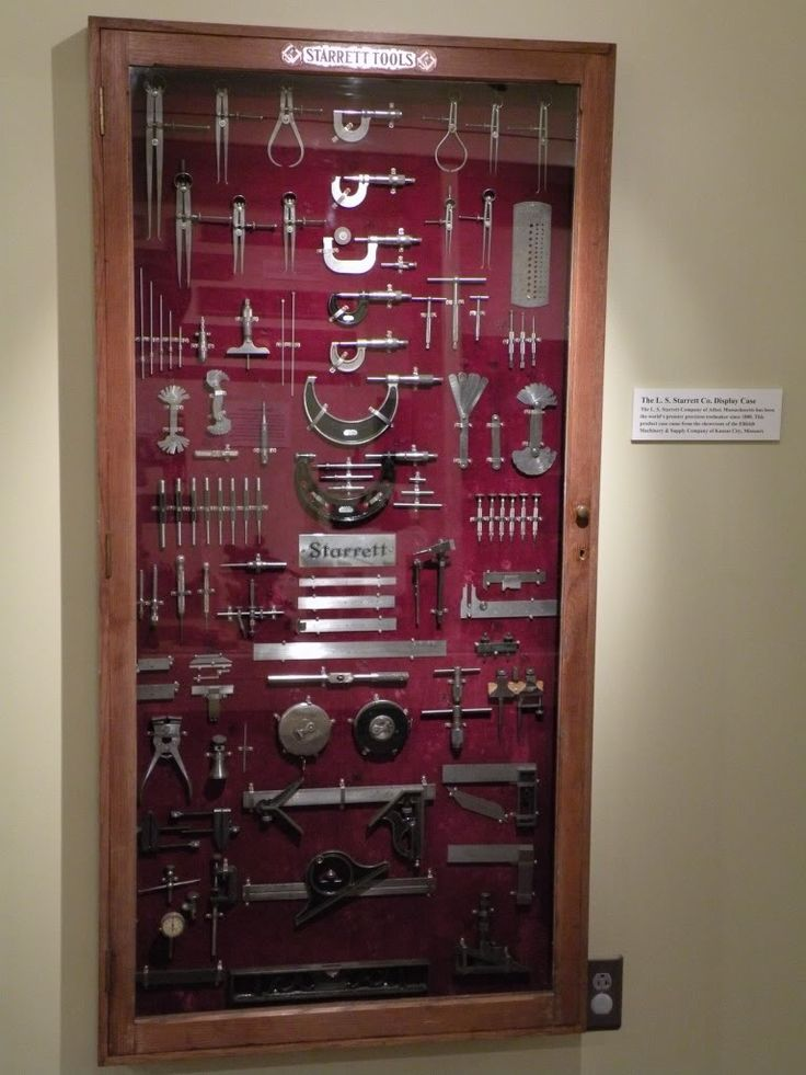 Antique Tool Exhibit at Museum in KC (lots of photos)