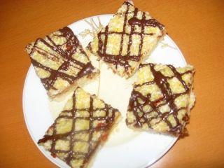 Jáhelný řez s kokosem | Pro Alergiky