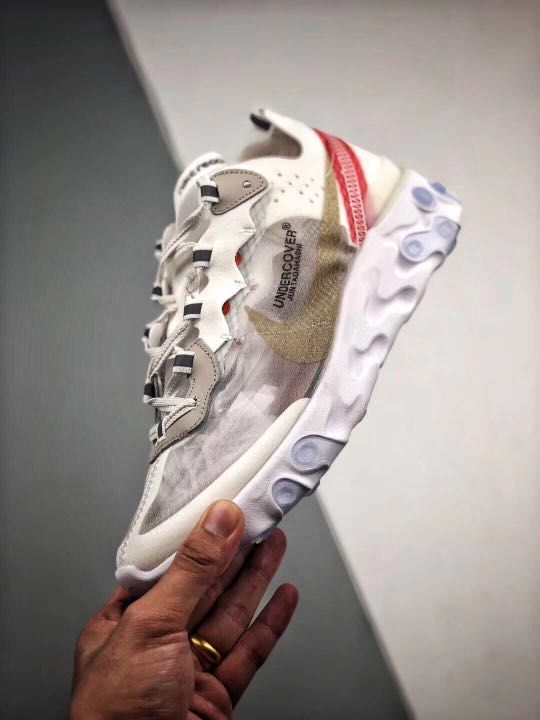 newest 549b1 d3c1a Nike Upcoming React Element 87 x Undercover, Men s Fashion, Footwear on  Carousell
