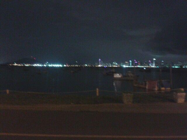 Me habria encantado captar mi país de noche con una mejor cámara