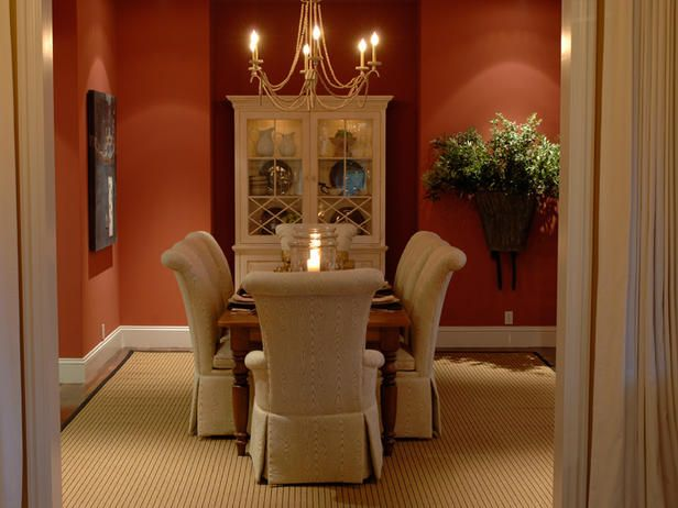 Dream Home 2009 Dining Room