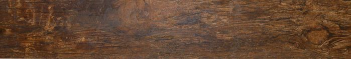 "Redwood Mahogany 6"" x 24"" Porcelain Wood Tile  in Glazed Textured"