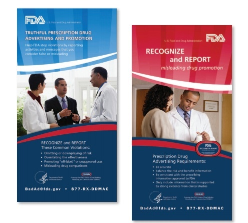 Fda Acetaminophen Poster  Fda Print Marketing Collateral