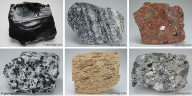 GEOLOGY.COM | Offers classroom activities and lesson plans for teaching earth science. Covers astronomy, volcanoes, earthquakes, rock and minerals, weather, and more. Sedimentay, metamorphic and igneous rocks