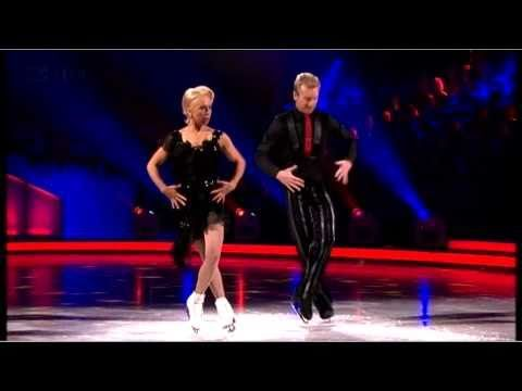 (HD) Jayne Torvill & Christopher Dean - Argentine Tango (Dance With Me) week 8 DOI6