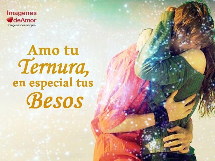 Besos tiernos – 10 imágenes tiernas en pareja