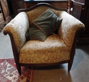 Four Year Fabulous - Provenance Auction House: An Early 20th C German Oak Armchair.