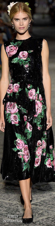 Dolce & Gabbana Fall 2016 Alta Moda Collection Women's Fashion | Purely Inspiration