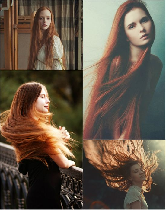 42 best super long or long bob images on pinterest super long orange colored long straight hair by clip in colored best cheap long hair extensions pmusecretfo Images
