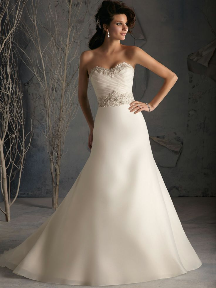 Mori Lee Blu Wedding Dresses - Style 5171