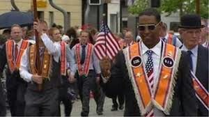 william of orange parade