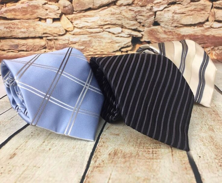 Three DONALD TRUMP Signature Collection 100% Silk Mens Neck Ties | Clothing, Shoes & Accessories, Men's Accessories, Ties | eBay!