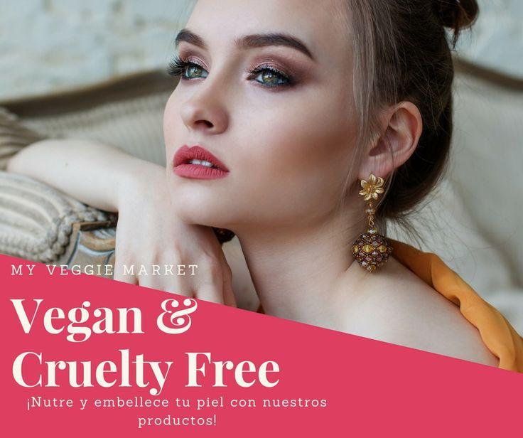 Maquillaje vegano y cruelty free Visítanos en https://www.facebook.com/VeggieMarket/  https://myveggiemarket.blogspot.com/