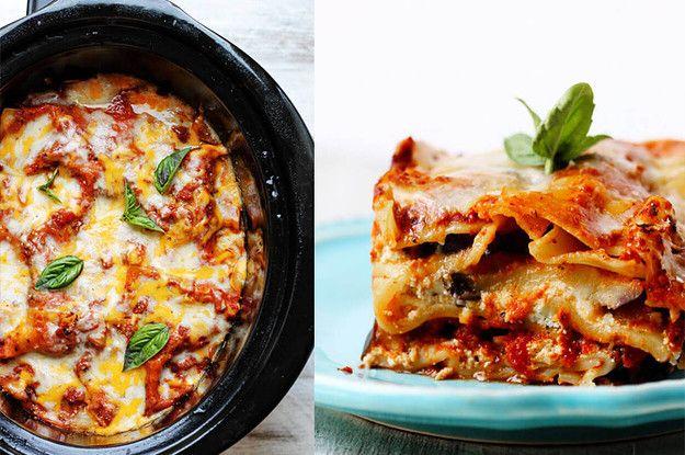 19 Meatless Dump Dinners You Can Make In A Crock Pot Buzzfeed Vegetarian Crockpot Recipes Vegetarian Crockpot Slow Cooker Vegetarian
