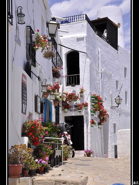 MOJACAR PUEBLO, Almeria, Spain