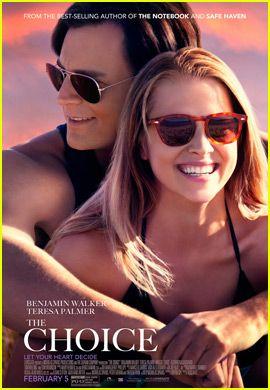 Teresa Palmer Dreamed of Being in a Nicholas Sparks Movie as a Teenager | benjamin walker, Teresa Palmer | Just Jared Jr.