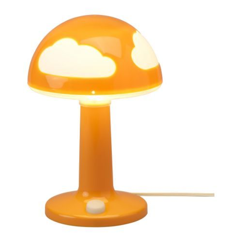Smila Sol Ceiling Lamp Yellow: SKOJIG, Table Lamp, , Safety Tested And Tamper