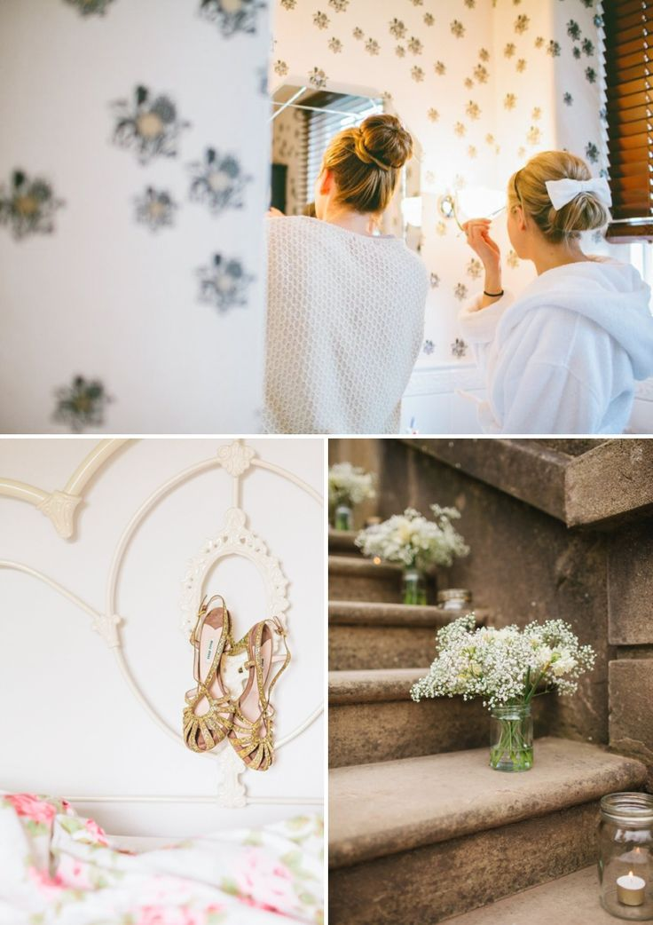 251 best winter wedding images on pinterest christmas wedding a london winter wedding with a kate middleton lace inspired dress and an orla kiely jacket junglespirit Gallery