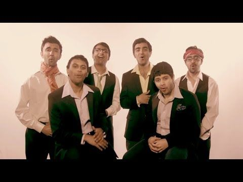 Evolution of Bollywood Music - Penn Masala (inspired by Pentatonix) Sooo talented, LOVE!