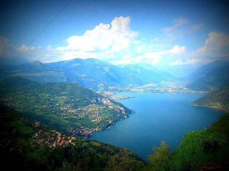 #lago d'Iseo #Lombardia #Italy #lake #colazionenelmondo #dolcipattìni