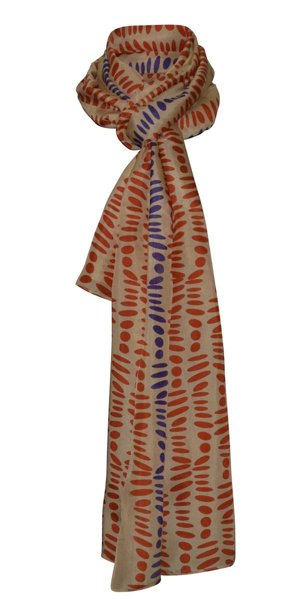 Dezinery - Pure Silk Scarves - Galet, $90.00 (http://www.dezinery.com/pure-silk-scarves-galet/)