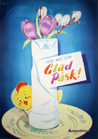 Easter chicken - Glad Påsk! Happy Easter!