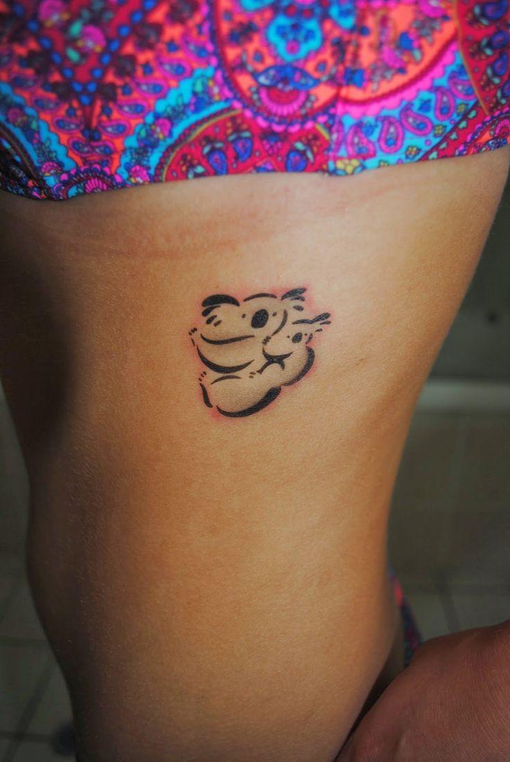 koala tattoo - Google Search
