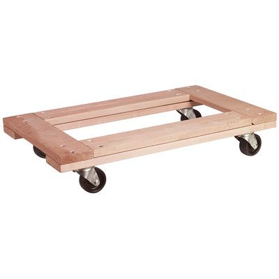 Akro Mils 1400 lb. Capacity Furniture Dolly