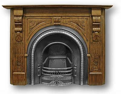 The Falkirk Fireplace Insert