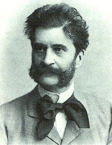 Fils aîné du compositeur Johann Strauss et de Maria Anna Streim,Johann Strauss II, dit Johann Strauss fils (Johann Strauss Sohn) ou Johann Strauss le jeune, est un compositeur autrichien né le 25 octobre 1825 à Vienne où il est mort le 3 juin 1899.Surnommé « le roi de la valse », il est l'auteur entre autres du Beau Danube bleu.Plusieurs de ses polkas et marches sont également très connues, de même que son opérette Die Fledermaus (« La Chauve-souris »).