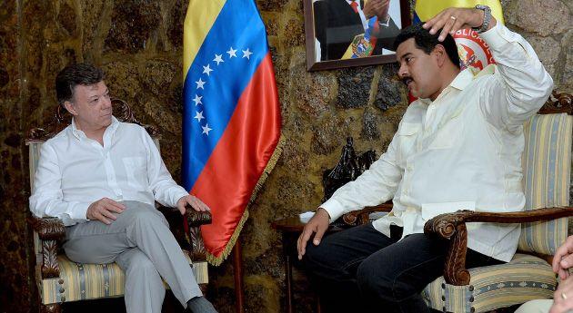 La lejanía entre Colombia y Venezuela, Nación - Edición Impresa Semana.com - Últimas Noticias