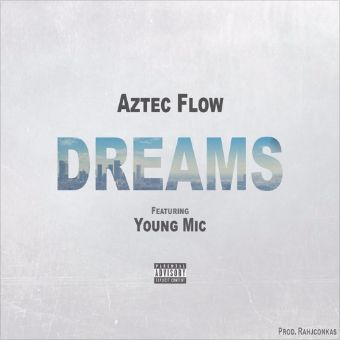 "Aztec Flow is becoming a popular hip hop artist day by day. Soundcloud has his all new track ""Dreams"" to listen to which has perfect blend of beats and melody."