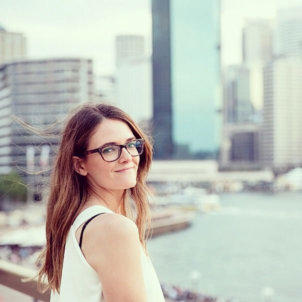 Our #StyleAmbassador Jenelle Witty from #InspiringWit donned our #LOVE L746 #frames during her recent trip to Sydney.  View #glasses: http://www.clearlycontacts.com.au/product/love-l746-brown-tort?cmp=social&src=pn&seg=au_14-10-17_jenellewittysydney-smco