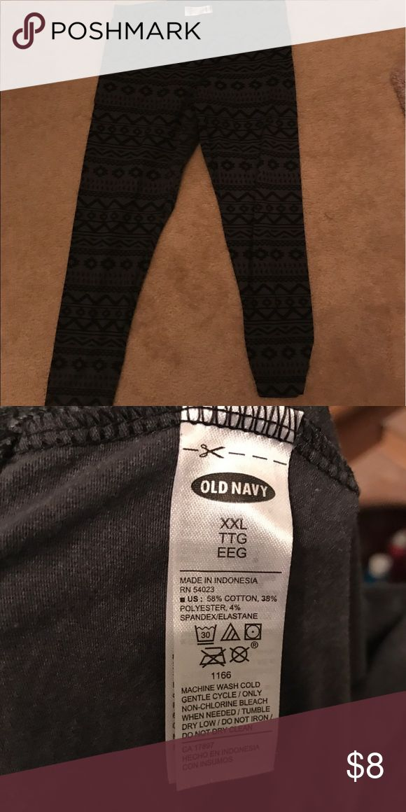 Old Navy Leggings Old Navy Leggings. EUC Old Navy Pants Leggings