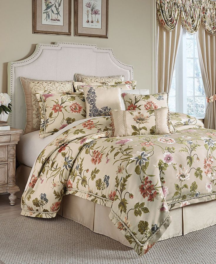 bedding size of closeout croscill sebenaler iris large collection comforters on info sets comforter set sale full