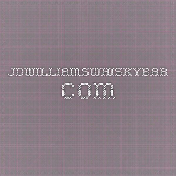 jdwilliamswhiskybar.com