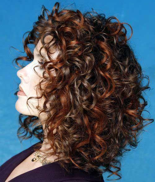 Más de 20 cortes de pelo corto para el grueso del pelo rizado //  #Cortes #corto #grueso #más #para #pelo #rizado
