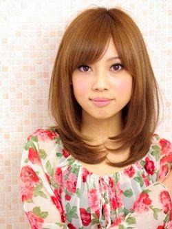 AFLOAT JAPANのヘアスタイル | ☆なちゅかるセミディ☆ | 東京都・銀座の美容室 | Rasysa(らしさ)