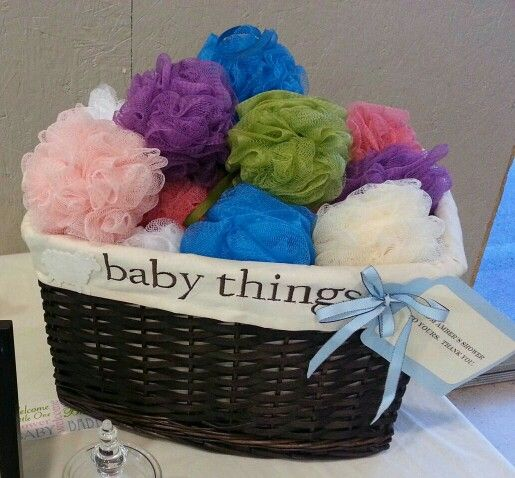 Baby Showers Gifts For Guests: Great Gift Idea As Guests Leave. It Said From Amber's