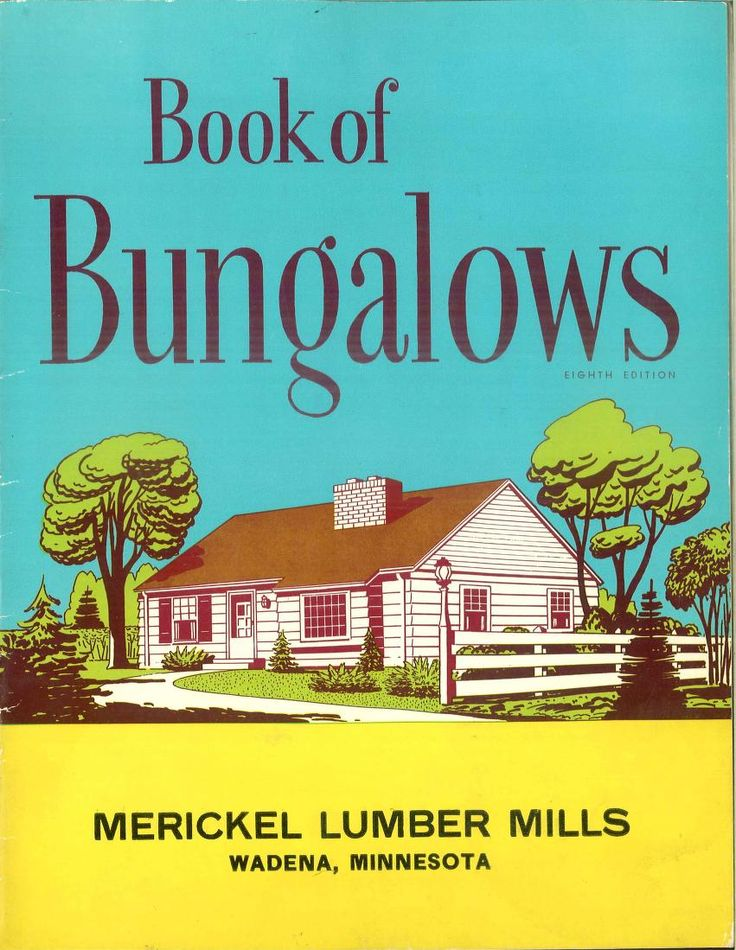 Book of bungalows: 50 designs : Home Plan Book Co. : Free Download, Borrow, and Streaming