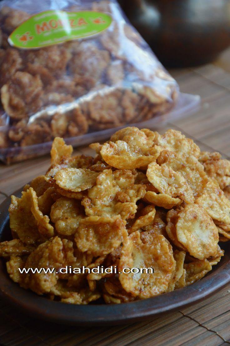 Diah Didi's Kitchen: Emping Melinjo Klatak