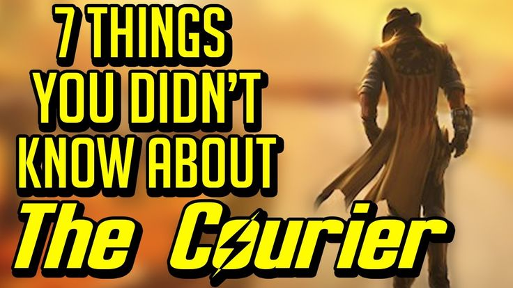 7 Things You Didn't Know About The Courier (Fallout New Vegas)